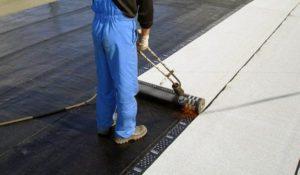 ремонт мягкой кровли, ремонт крыш балконов